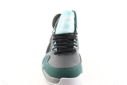 ryCoreゼロ4メンズバスケットボールブラック/グリーンMサイズ10.5
