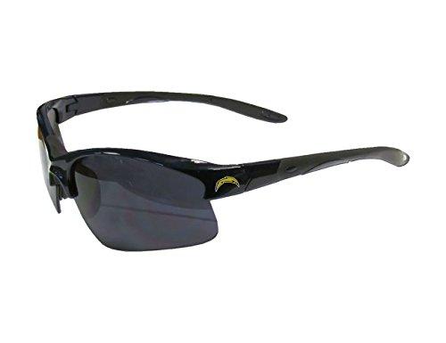 - Siskiyou San Diego Chargers NFL Blade Sunglasses