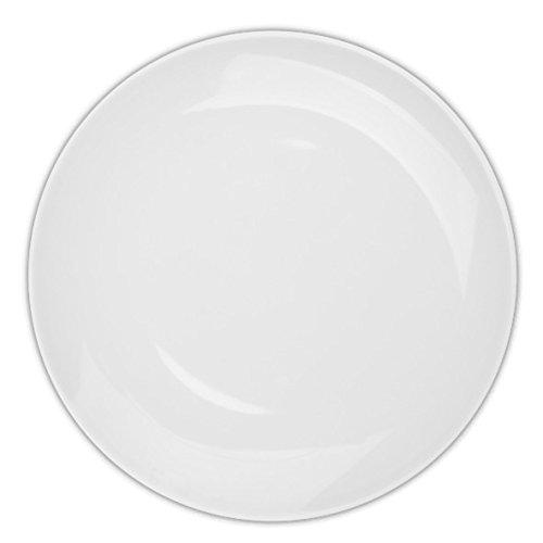 Holst Porzellan MA 140 Platte rund rund rund 40 cm  Maxima , weiß, 40 x 40 x 4.5 cm B003P51FCE Pizzateller 9d502d