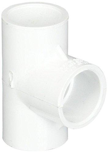 Sch 40 Slip - PVC Sch. 40 Tee Slips [Set of 10] Size: 0.75