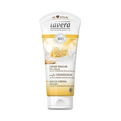 Crema Ducha muy dulce con leche de almendras Bio y AU miel Bio – 200 ml