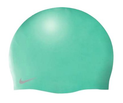 - Nike Swim TESS0106 Youth Solid Silicone Training Cap, Mint Candy-OS