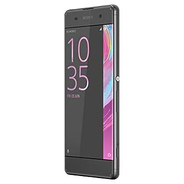 Sony Xperia XA Unlocked 16GB Smartphone (Black)