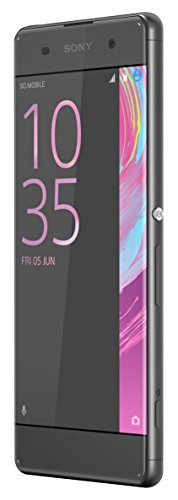 2300 Smart Print (Sony Xperia XA unlocked smartphone,16GB Black (US Warranty))