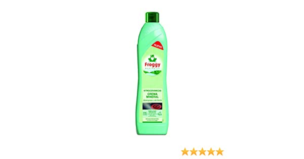 Froggy Ecológico - Crema Vitro Mineral 650 ml: Amazon.es ...