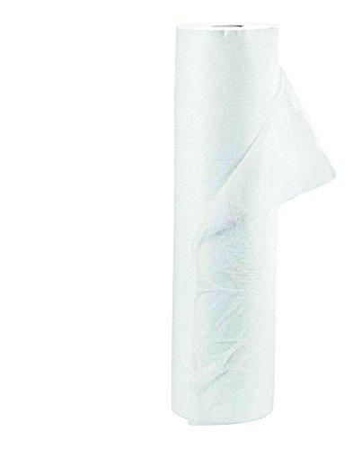 T-Rex cdf07041 toalla TNT (rollo plegado a meta, blanco, 5 x 5 x 80 cm: Amazon.es: Jardín
