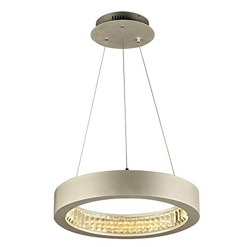 PLC Lighting 14833AL PLC 1 Single Pendant from The Orion Collection - Orion Collection Light 1