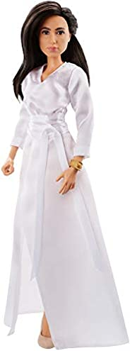 Mattel Wonder Woman 1984 Diana Prince Doll (~12-inch) Wearing Gala Gown and Accessories, Gift for 6 Year Olds