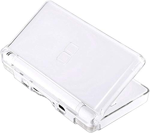 - Kailisen Transparent Hard Case Cover Compatible with Nintendo DS Lite NDSL, Replacement Protective NDS Lite Crystal Clear ICE Case