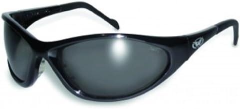 Global Vision Eyewear Flexer Safety Glasses, Smoke Tint Lens