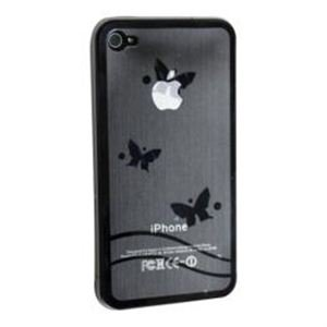Assy co, Ltd icover Optical Protecting Sticker for iPhone 4S/4 (Butterfly)]()