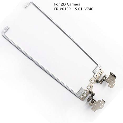 01EP115 01LV740 New Replacement for Lenovo Thinkpad E570 E575 LCD Hinge Hinges 2D Camera