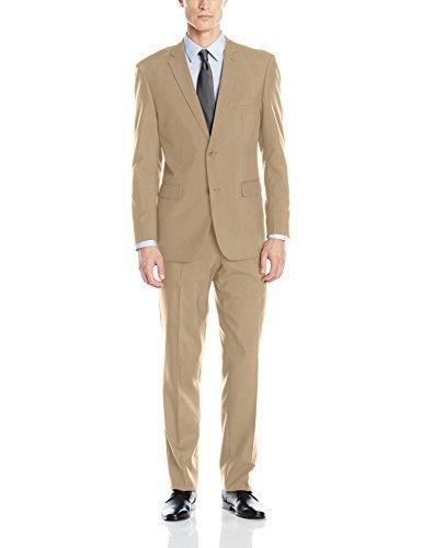 Alain Dupetit Mens Two Button Suit