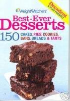 Weight Watchers' Best-Ever Desserts Cookbook 2007