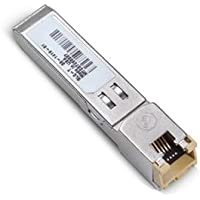 Cisco GLC-T 1000BASE-T SFP Gigabit Interface Converter - 1 x 1000Base-T - GLC-T=