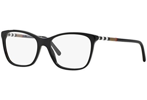 Burberry BE2141 Eyeglasses-3001 Black-53mm