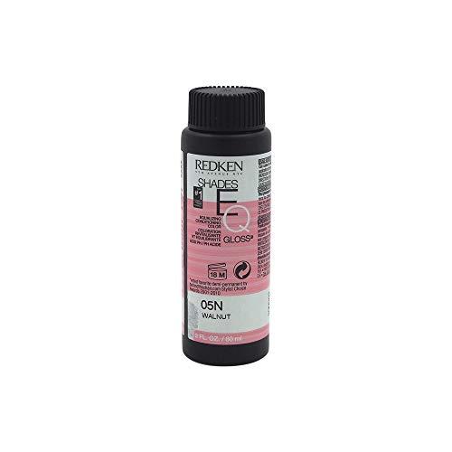 Redken Shades EQ Gloss Hair Color, Walnut, 2 ()