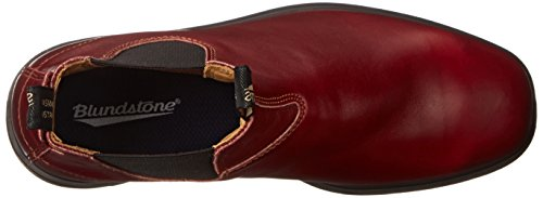 Blundstone1302 - Classic Chisel Toe - Botines adultos unisex Rojo - Red (Burgandy)