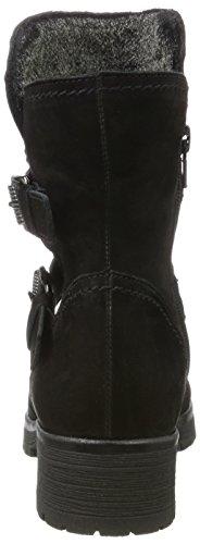 Schwarz Shoes Negro Botas Comfort Mel 47 Gabor para Sport Mujer 8nd7wYUqx