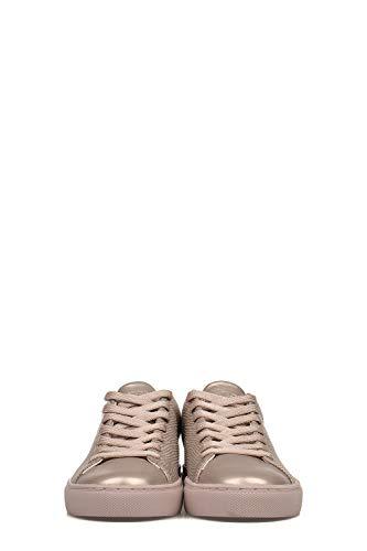 25202ks151 London Rosa Cuero Zapatos Mujer Crime xqz7Ownvx