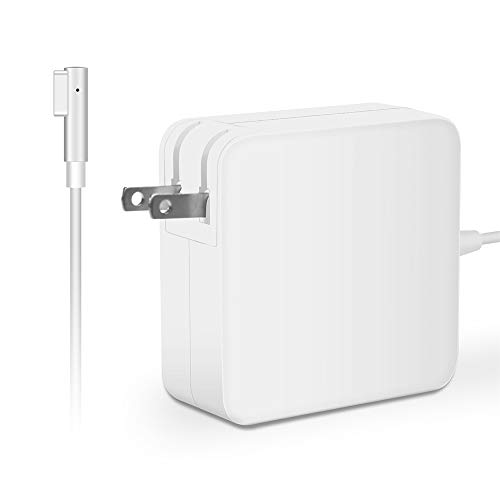 Omilik 60W L-Tip Replacement Connector Power Adapter Charger Compatible with Magsafe MacBookPro and 13 inch Apple MacBookPro A1181 A1278 A1184 A1330 A1344 A1342 (Before 2012)