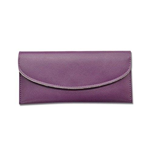 19cm 2cm violet 11cm Pochette marron Eysee jaune pour femme wZvX0c6Tq