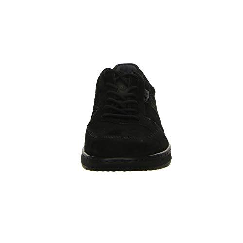 691991 neri sneakers da uomo Bassi Waldläufer 365002 BnqUF5qf