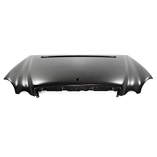 Koolzap For 03-09 Mercedes E-Class Front Hood Panel Assembly Steel MB1230122 2118800457-PFM