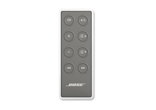 Bose SoundDock Remote - White