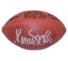 Marcus Allen Autographed Football - NFL Tagliabue Game Model (Marcus Allen Autographed Football)
