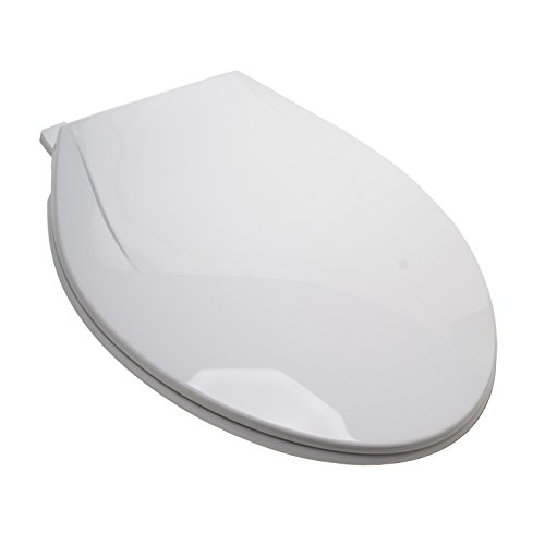 Bath Décor 2F1E6-00 Slow Close Plastic Elongated Top Mount