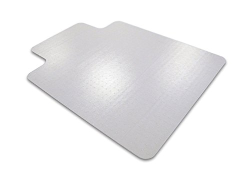 Floortex Polycarbonate Chair Mat for Carpets to 1/2