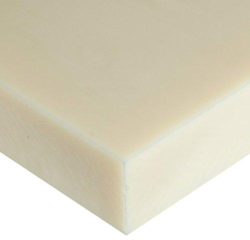 - ABS (Acrylonitrile Butadiene Styrene) Sheet, Opaque Off-White, Standard Tolerance, ASTM D4673, 1/16