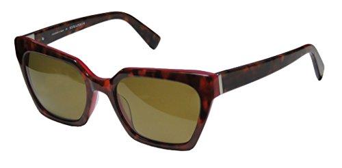 Seraphin Neoclassic Polarized Sandra Sunglasses Tortoise Sherry Frame Brown - Seraphin Sunglasses