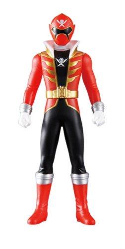 Gokai Red Vinyl Figure (Gokai Red)