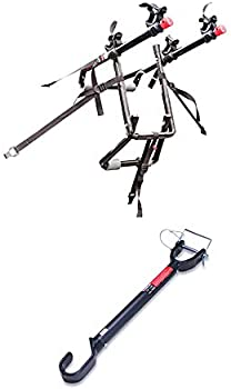 Allen Sports 102900CP Trunk Bike Racks