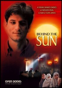 Behind the Sun (Drama of a Young Man Raised a Muslim, Becoming a Christian) VHS VIDEO