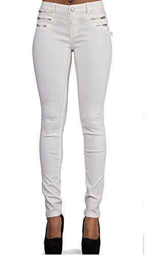 Women Pants,Faux Leather Pants Stretch Coated Skinny Pencil Jeans Butt Lift 2018 Spring Summer Fall 6 … by lexiart