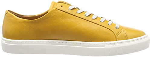 Honey Morgan K Zapatillas Filippa 7635 Hombre Low para Sneaker Amarillo M qPFCE1