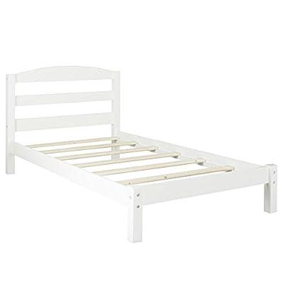 Dorel Living Braylon Twin Bed
