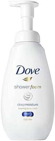 Dove Shower Foam Deep Moisture, 13.5 oz