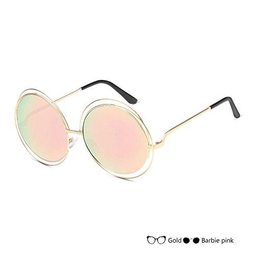 TIANLIANG04 Gafas Del Redondas De Vintage Oval L Lujo Gafas Sol Negro Gafas I Sol Mujer Señor De De qSUzCcrqwO