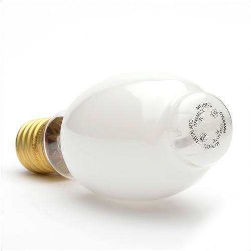 Sylvania - 64472 - M175/C/U - METALARC Quartz Metal Halide HID Lamp