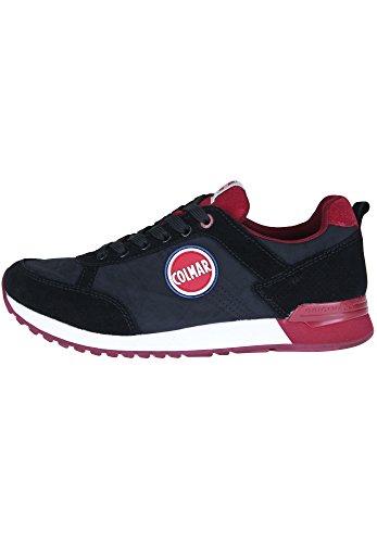COLMAR Damen Sneaker Travis Colors Women Black