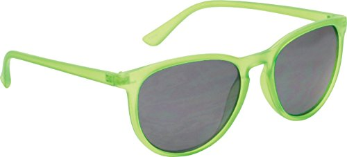 True Gear iShield Retro Schoolboy/girl Shape Sunglasses in Frosted Colors (Frosted - Sunglasses Schoolboy