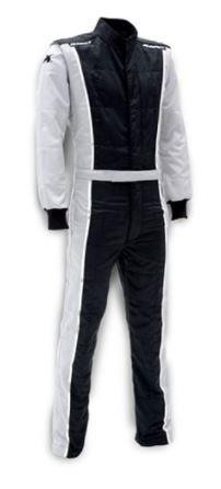 - IMPACT RACING 24215713 Racer Suit 2015 1pc Black/Gray XX-Large