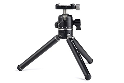 SUNWAYFOTO T1A20D-T Table Top Tripod Kit w XB-28 Low Profile Ball Head 2 Section Sunway