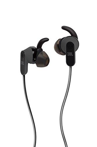 JBL Reflect Aware - Auriculares In-ear (Apple Lightning, 10kHz - 22kHz, micrófono) color negro