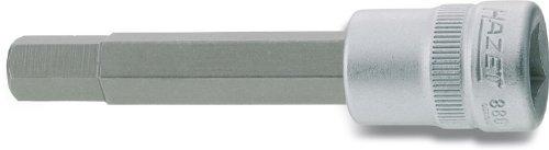 distribuzione globale HAZET 8801-6 8801-6 8801-6 Hexagon Profile Screwdriver Socket - CVD-Tin Coated by Hazet  è scontato