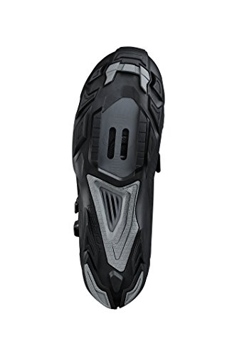Shimano Shme5 Trail Enduro Scarpe Uomo Mountain Bike Nero